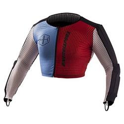 Suéter Energiapura Racing Unisex rojo-azul