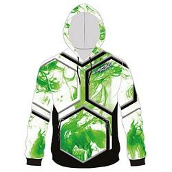 Felpa Energiapura Color Ragazzo verde