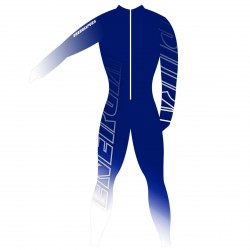 Racing suit Energiapura Bold Unisex royal-white