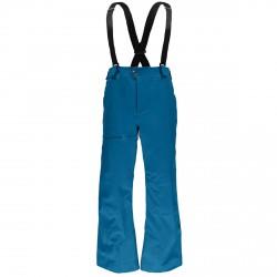 Pantalone sci Spyder Propulsion Uomo azzurro