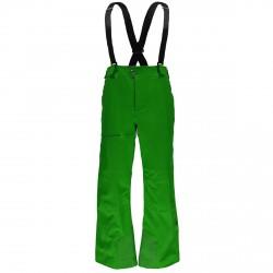 Pantalone sci Spyder Propulsion Uomo verde
