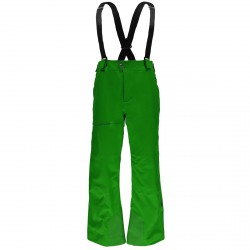 Ski pants Spyder Propulsion Man green