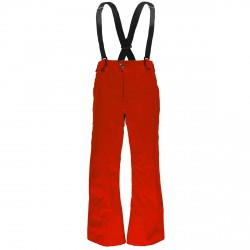Pantalon ski Spyder Propulsion Homme orange