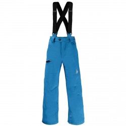 Ski pants Spyder Propulsion Boy light blue
