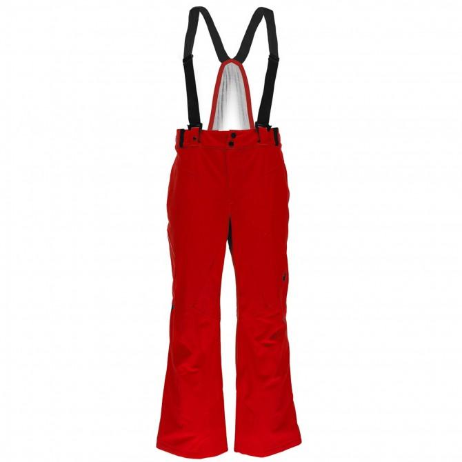 Pantalone sci Spyder Bormio Uomo rosso
