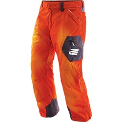 Pantalone sci Energiapura Velvet arancio