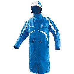 Mantella sci Energiapura Rain turchese-bianco