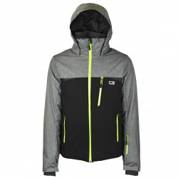 Ski jacket Botteroski Stretch Man black