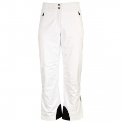 Pantalones esquí Colmar Calgary Mujer blanco