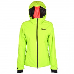 Ski jacket Colmar Calgary Woman green
