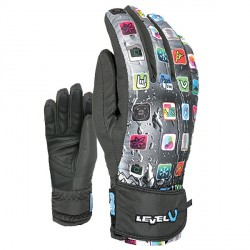 Ski gloves Level Juke Junior