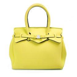 Borsa Save My Bag Miss giallo