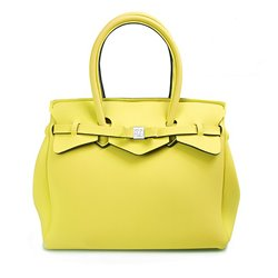 Borsa Save My Bag Miss giallo