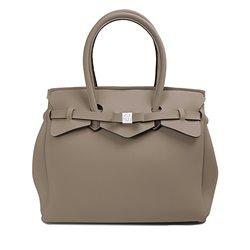 Borsa Save My Bag Miss fango