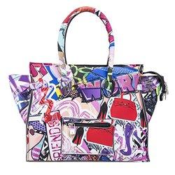 Sac Save My Bag Portofino graffiti