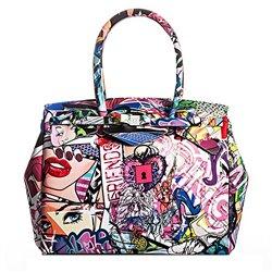 Sac Save My Bag Miss 3/4 graffiti