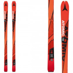 Ski alpinisme Atomic Backland UL 65