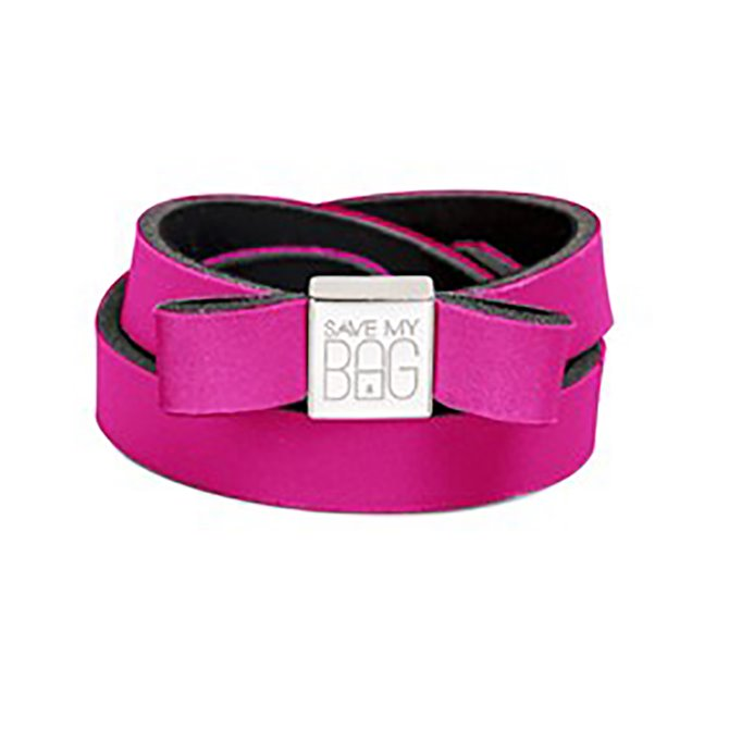 Fiocco Save My Bag Miss lycra fucsia