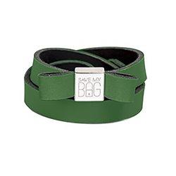 Bow Save My Bag Miss lycra dark green