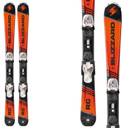 Ski Blizzard RC IQ Junior (70-130) + bindings IQ-4.5
