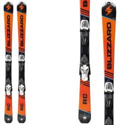Ski Blizzard RC Junior + bindings Fastrack Jr 7 L