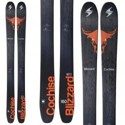 Ski Blizzard Cochise Jr + bindings Lr10