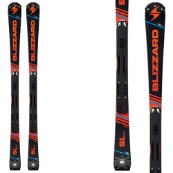 Ski Blizzard SL Jr Racing + bindings Comp 12