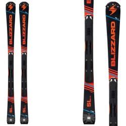 Ski Blizzard SL Jr Racing + fixations Comp 12