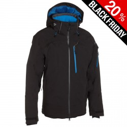 Chaqueta esquí Phenix Snow Force 3 in 1 Hombre negro