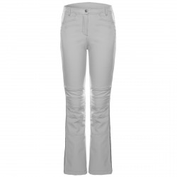 Ski pants Toni Sailer Ethel Woman white