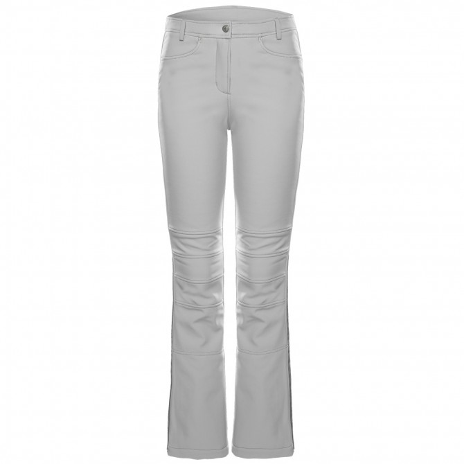 Pantalone sci Toni Sailer Ethel bianco