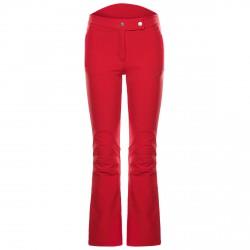 Pantalon ski Toni Sailer Sestriere Femme rouge