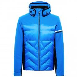 Veste ski Toni Sailer Leonel Homme bleu clair