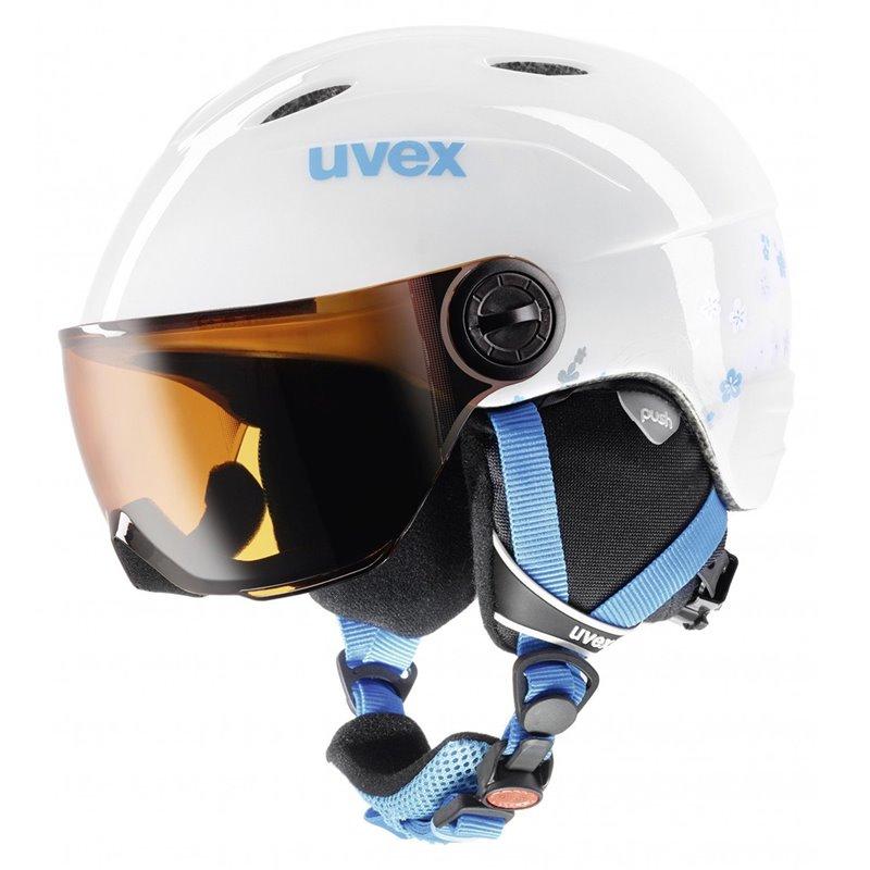 Casco sci Uvex Visor Junior