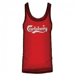camisola Carlsberg mujer