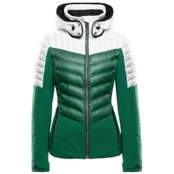 Ski jacket Toni Sailer Mathilda Woman green