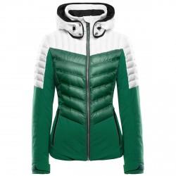 Ski jacket Toni Sailer Mathilda Woman green