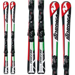 Ski Nordica Transfire Rtx + bindings N Adv P.R. Evo