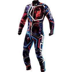 Traje de carrera Bottero Ski Color Thermic Speed multicolor Junior
