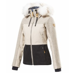 Giaccone Arpin Falaise Donna beige