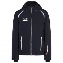 Ski jacket Ea7 6XPG04 Man black