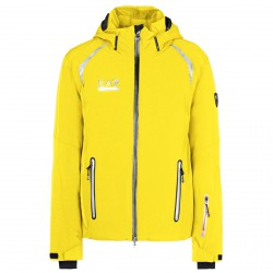 Ski jacket Ea7 6XPG04 Man yellow