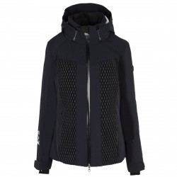 Ski jacket Ea7 6XTG08 Woman black