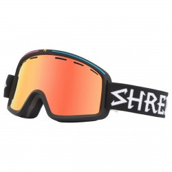 Masque ski Shred Monocle noir