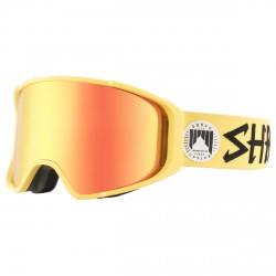 Máscara esquí Shred Monocle amarillo