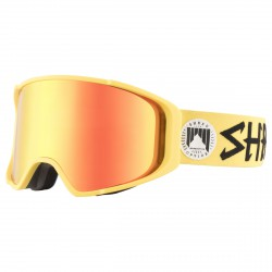 Masque ski Shred Monocle jaune