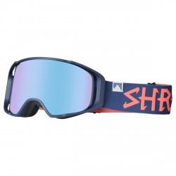 Máscara esquí Shred Monocle azul