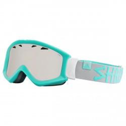 Masque ski Shred Tastic vert eau