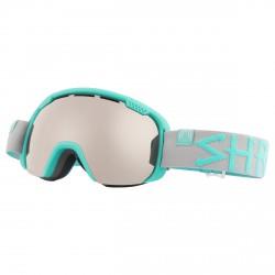 Masque ski Shred Smartefy vert eau