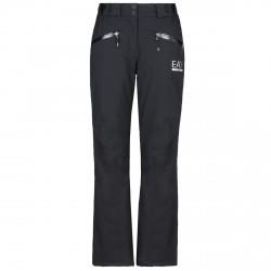 Pantalone sci Emporio Armani nero